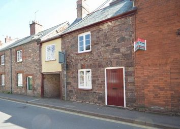 Thumbnail 2 bedroom terraced house for sale in Chapel Street, Tiverton