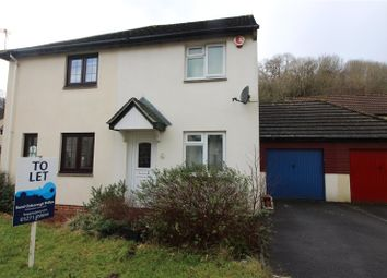 Thumbnail 2 bed semi-detached house to rent in Primrose Avenue, Westacott Park, Barnstaple