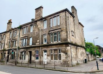 Thumbnail 1 bedroom flat for sale in Glasgow Road, Dumbarton