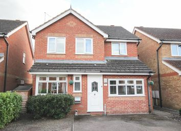 Thumbnail 4 bed detached house for sale in Northampton Close, Ely