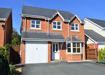 Thumbnail 4 bedroom detached house to rent in 16, Maes Y Dafarn, Carno, Caersws, Powys