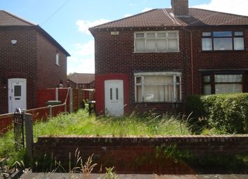 Thumbnail 2 bedroom semi-detached house for sale in Windermere Road, Offerton, Stockport