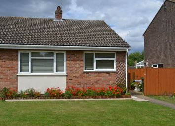 Thumbnail 2 bed semi-detached bungalow to rent in Titlow Road, Harleston