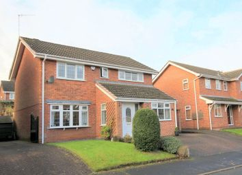 Thumbnail 4 bed detached house for sale in Mountsorrel Close, Trentham, Stoke-On-Trent