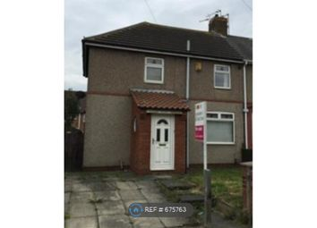 Thumbnail 3 bed end terrace house to rent in Beechwood Road, Thornaby, Stockton-On-Tees