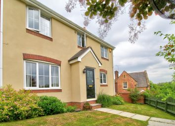 Thumbnail 4 bed detached house for sale in Aveline Court, Cotford St. Luke, Taunton