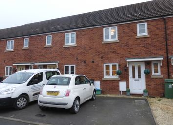 Thumbnail 2 bedroom terraced house for sale in Northolt Way, Kingsway, Quedgeley