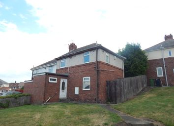 Thumbnail 2 bed semi-detached house to rent in Henderson Avenue, Whickham
