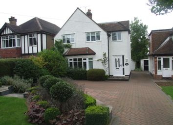 Thumbnail 4 bedroom detached house to rent in Harpenden Road, St.Albans