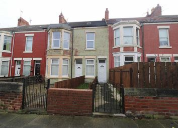 Thumbnail 2 bed flat to rent in Cambridge Avenue, Whitley Bay
