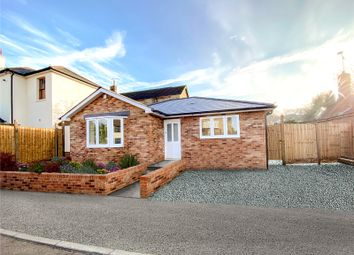 Thumbnail 2 bed detached bungalow for sale in Firsgrove Road, Warley, Brentwood, Essex
