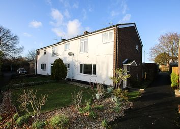 Thumbnail 3 bed end terrace house for sale in Priory Close, Burwell