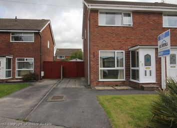 Thumbnail 2 bed property to rent in Canberra Close, Thornton Cleveleys