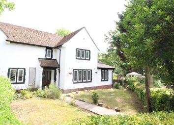 Thumbnail 3 bed semi-detached house for sale in Nantyfelin, Lower Machen, Newport