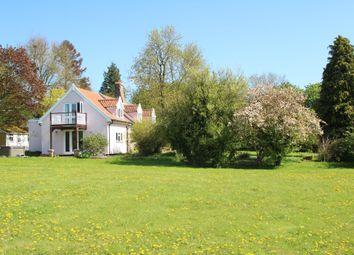 Thumbnail 4 bed detached house for sale in Drinkstone, Bury St Edmunds, Suffolk