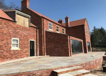 Thumbnail 5 bedroom detached house for sale in Horncastle Road, Louth