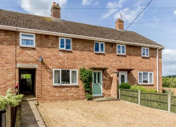 Thumbnail 2 bed terraced house for sale in Foxes Meadow, Castle Acre, Norfolk