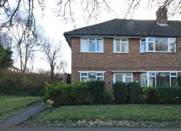Thumbnail 2 bed maisonette to rent in Gillway Lane, Tamworth, Staffordshire