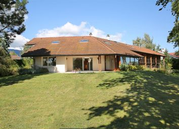 Thumbnail 4 bed property for sale in Cessy, Haute-Savoie, France