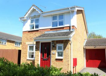 Thumbnail 3 bedroom link-detached house to rent in Viscount Close, Ash Vale, Aldershot