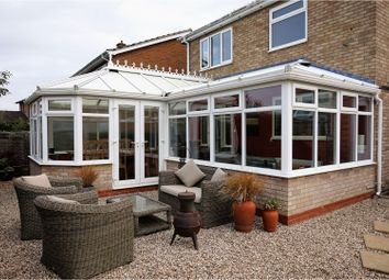 Thumbnail 4 bed detached house for sale in Rockmill End, Willingham, Cambridge