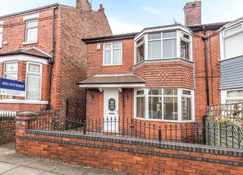 Thumbnail 3 bed semi-detached house for sale in Alfred Street, Eccles, Manchester
