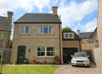 Thumbnail 4 bed detached house for sale in College Green, Bangor