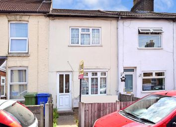 Thumbnail 2 bed terraced house for sale in Goodnestone Road, Sittingbourne, Kent