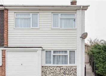Thumbnail 3 bed semi-detached house to rent in Shorley Wall, 10 Claire Court, Broadstairs