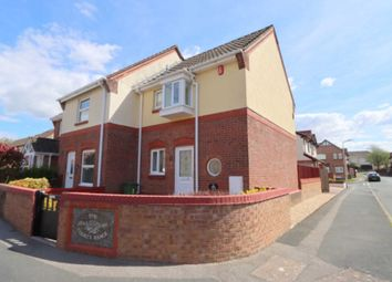 Thumbnail 2 bed end terrace house for sale in Chesterton Close, Plymouth