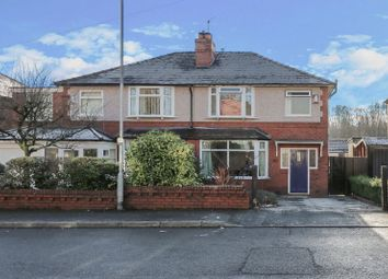 Thumbnail 3 bedroom semi-detached house for sale in Smithills Croft Road, Bolton