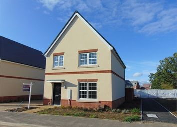 Thumbnail 4 bed detached house for sale in Church Lane, Three Mile Cross, Reading, Berkshire