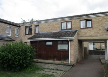 Thumbnail 4 bedroom terraced house for sale in Lingfield Walk, Corby