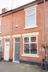 Thumbnail 2 bed terraced house for sale in Leacroft Road, Derby