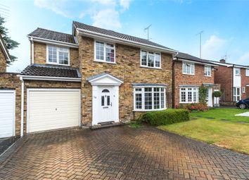 Corsham Way, Crowthorne, Berkshire RG45. 4 bed link-detached house