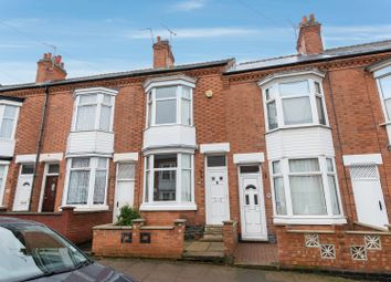 Thumbnail 2 bedroom terraced house for sale in Haddenham Road, Leicester