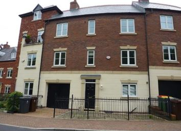 Thumbnail 3 bed town house to rent in Danvers Way, Preston
