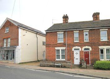 Thumbnail 2 bedroom end terrace house for sale in Oak Street, Fakenham