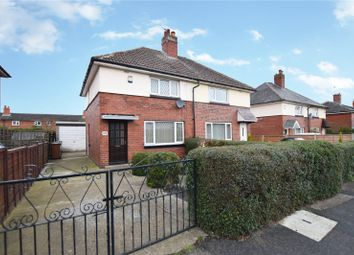 Thumbnail 2 bed semi-detached house for sale in Throstle Terrace, Leeds, West Yorkshire