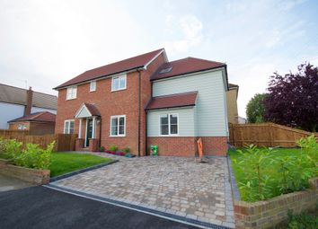 Thumbnail 3 bed detached house for sale in Longfield Road, Great Baddow, Chelmsford