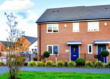 Thumbnail 3 bed semi-detached house for sale in Blythe Fields, Uttoxeter Road, Stoke-On-Trent