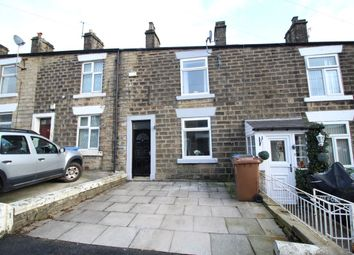 Thumbnail 2 bed terraced house for sale in Moorfield Terrace, Hollingworth, Hyde