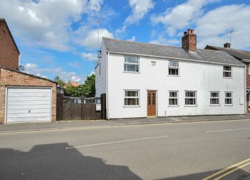 Thumbnail 4 bed cottage for sale in South Street, Crowland, Peterborough