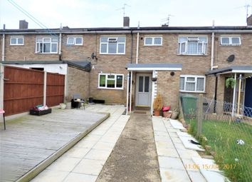 Thumbnail 3 bedroom terraced house to rent in Lowick Gardens, Ravensthorpe, Peterborough