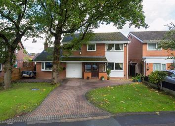 Thumbnail 4 bedroom detached house for sale in Central Drive, Penwortham, Preston