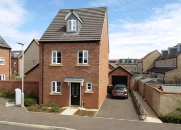 Thumbnail 3 bed detached house for sale in Jubilee Close, Sandy