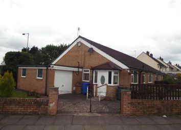 Thumbnail 2 bed bungalow for sale in Brandlesholme Road, Bury, Greater Manchester