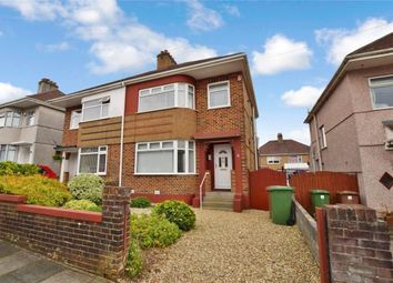 Thumbnail 3 bed semi-detached house for sale in Lester Close, Plymouth, Devon