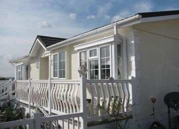 Thumbnail 2 bed mobile/park home for sale in Tewkesbury Road, Norton, Gloucester, Gloucestershire