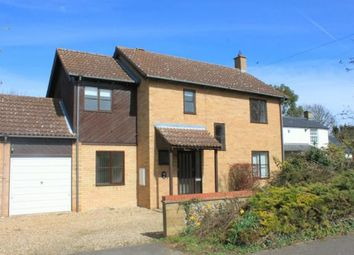 Thumbnail 4 bed link-detached house to rent in Rogers Road, Swaffham Prior